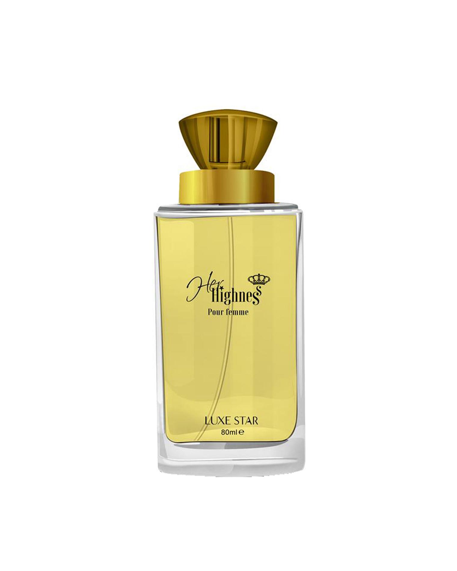 Apa De Parfum Her Highness By Luxe Star Femei 80 Ml Miniprix