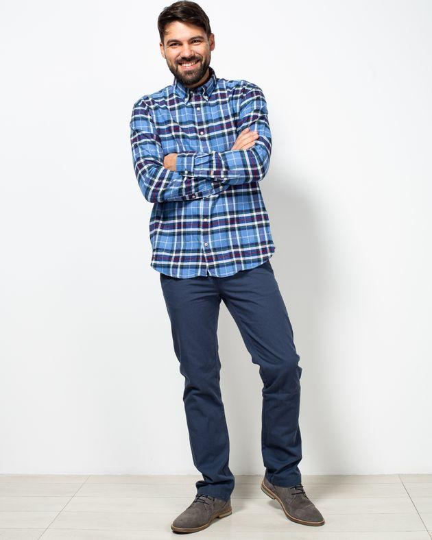 Pantaloni-Kenvelo-drepti-din-bumbac