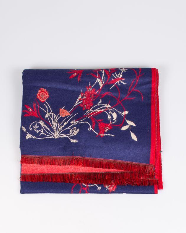 Esarfa-albastra-cu-flori-rosii-M0572304008