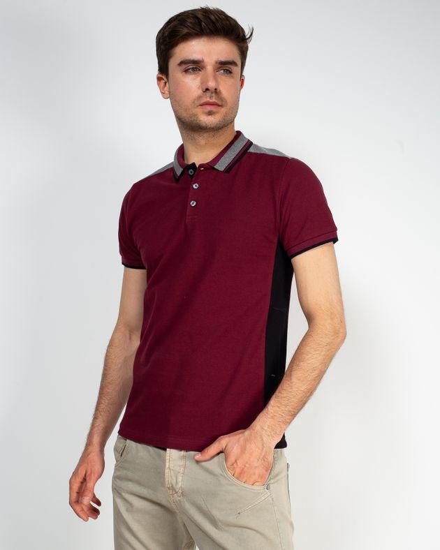 Tricou-casual-cu-guler-si-nasturi-19118B1001