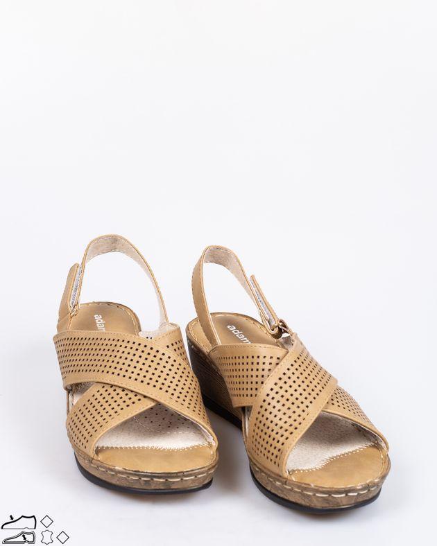 Sandale-Adams-cu-model-perforat-1911507107