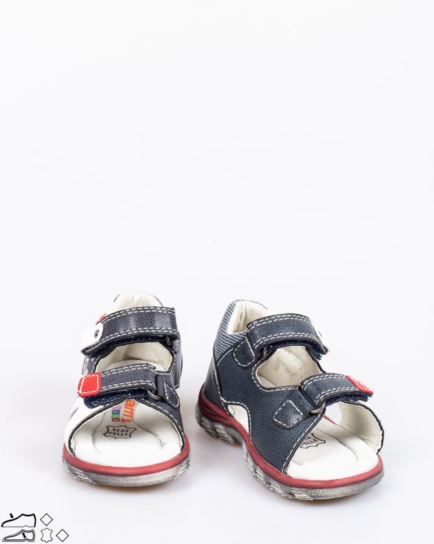 Sandale-baieti-Adams-cu-sistem-de-prindere-cu-arici-si-brant-din-piele-1908813019