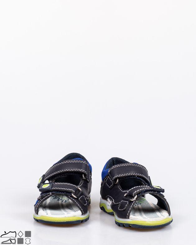 Sandale-baieti-cu-brantul-din-piele-si-sistem-de-prindere-cu-arici-1920422001