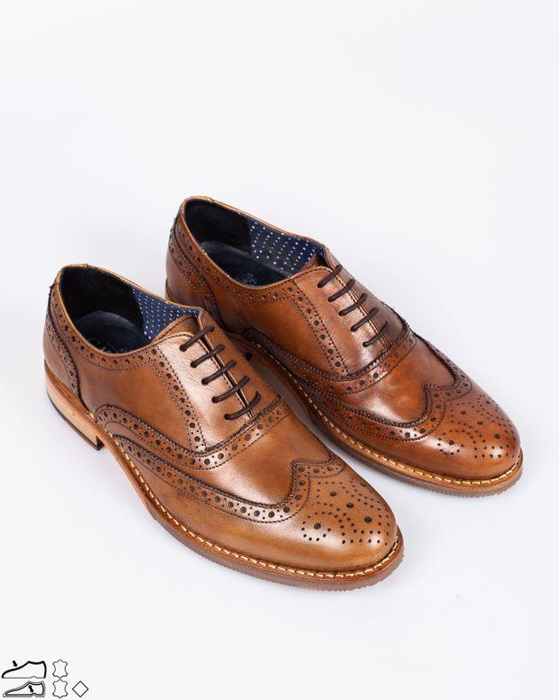Pantofi-eleganti-cu-sireturi-din-piele-naturala-cu-model-perforat-1923601009