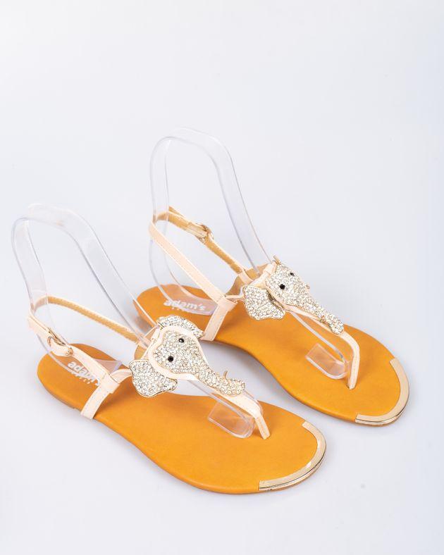 Sandale-comode-cu-talpa-moale-si-barete-cu-accesoriu-din-metal-cu--aplicatii-din-imitatie-cristale--1925308034