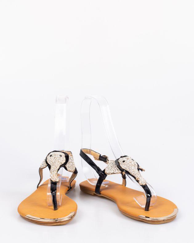 Sandale-usoare-cu-talpa-moale-si-barete-cu-accesoriu-din-metal-cu-aplicatii-din-imitatie-cristale-1925308103