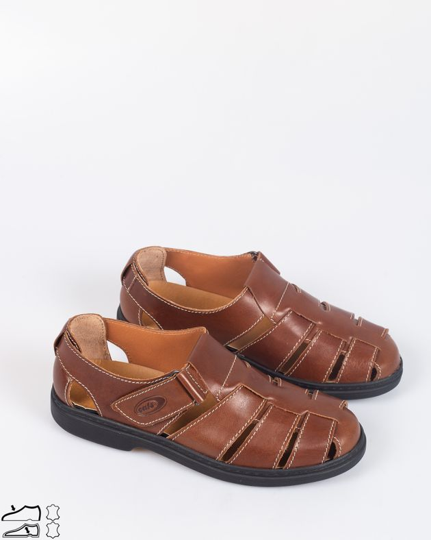 Sandale-usoare-barbati-din-piele-naturala-cu-barete-si-sistem-de-prindere-cu-arici-1926101001
