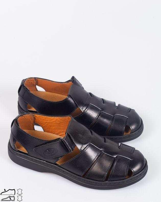 Sandale-pentru-barbati-comode-din-piele-naturala-cu-barete-si-scai-1926101002