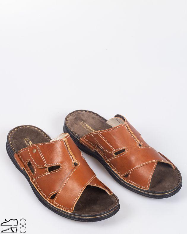 Papuci-pentru-barbati-comozi-din-piele-naturala-cu-barete-si-scai-1926201005