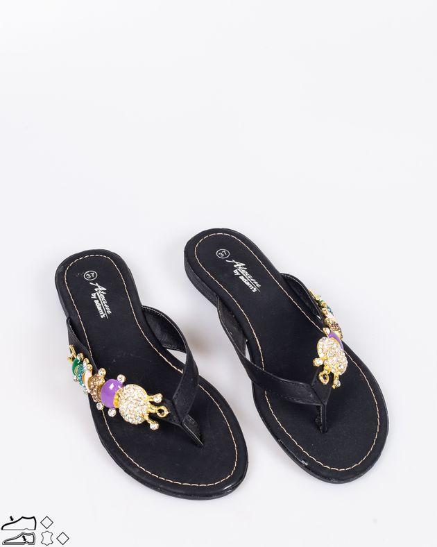 Papuci-casual-cu-talpa-moale-cu-accesoriu-din-metal-si-brant-din-piele-1925306042