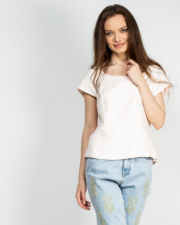 Bluza-Axel-casual-cu-decolteu-rotund-si-fermoar-ascuns-pe-lateral-1607019005