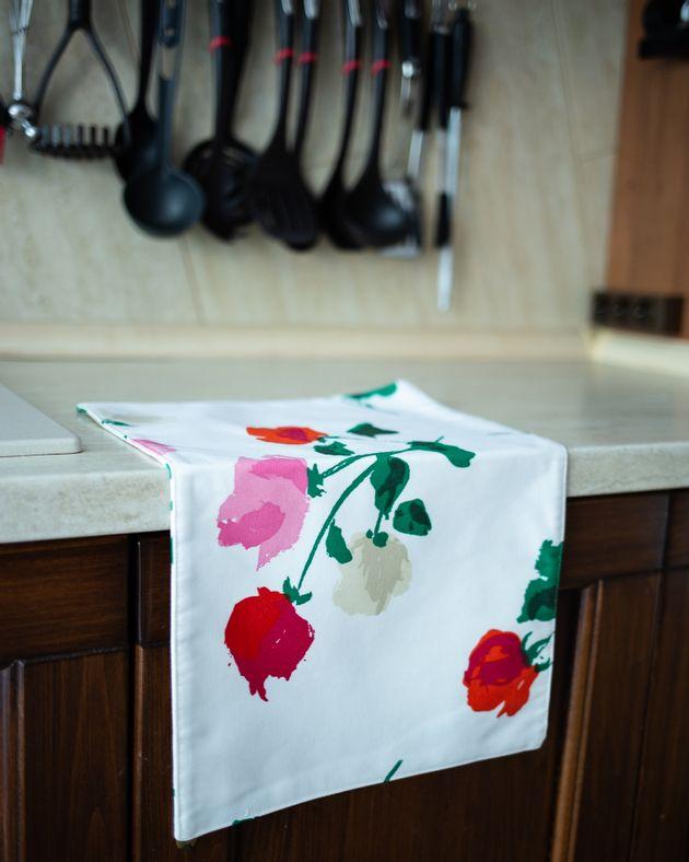 Servet-de-bucatarie-cu-imprimeu-floral