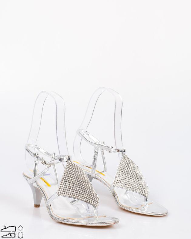 Sandale-din-piele-naturala-cu-aspect-metalizat-si-toc-mic-cu-barete-cu-detalii-din-imitatie-cristale-1911508089