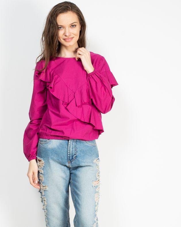 Bluza-casual-cu-talie-elastica-si-maneca-lunga-1921708003