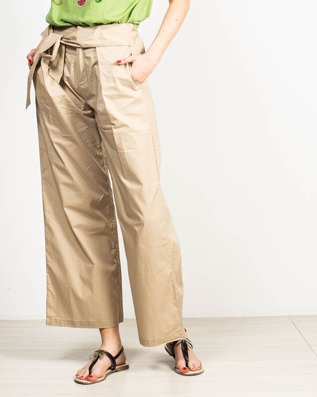 Pantaloni-casual-cu-buzunare-si-talie-elastica-cu-cordon-1921713004