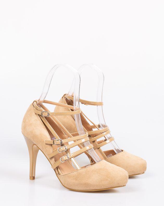 Pantofi-JustFab-din-piele-intoarsa-ecologica-cu-barete-si-catarama-1927002051