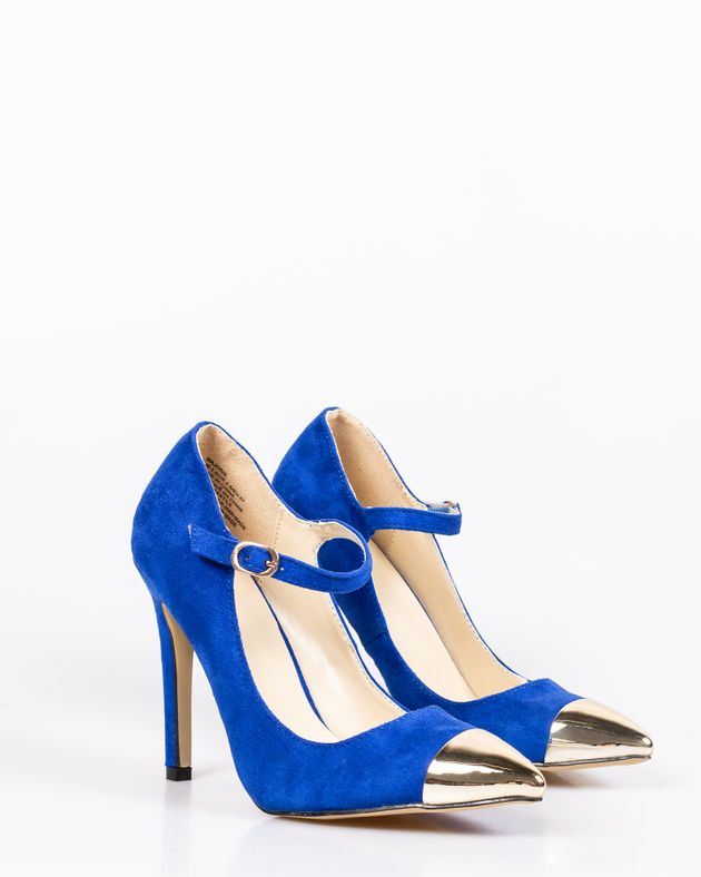 Pantofi-JustFab-din-piele-intoarsa-ecologica-cu-talpa-moale-si-bareta-cu-catarama-1927002034