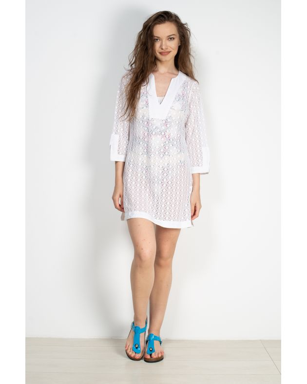 Bluza-casual-cu-model-perforat-N906001003