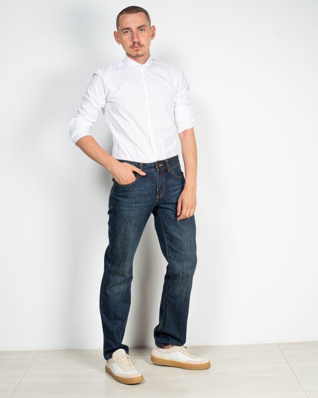 Jeans-casual-cu-buzunare-din-bumbac-1810867033