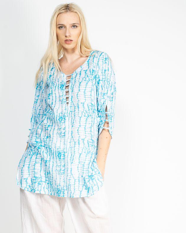 Bluza-de-plaja-transparenta-cu-buzunare-si-imprimeu-cu-decolteu-N906001017
