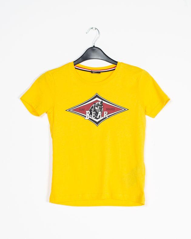 Tricou-pentu-copii-din-bumbac-cu-mesaj-imprimat-19301G6001