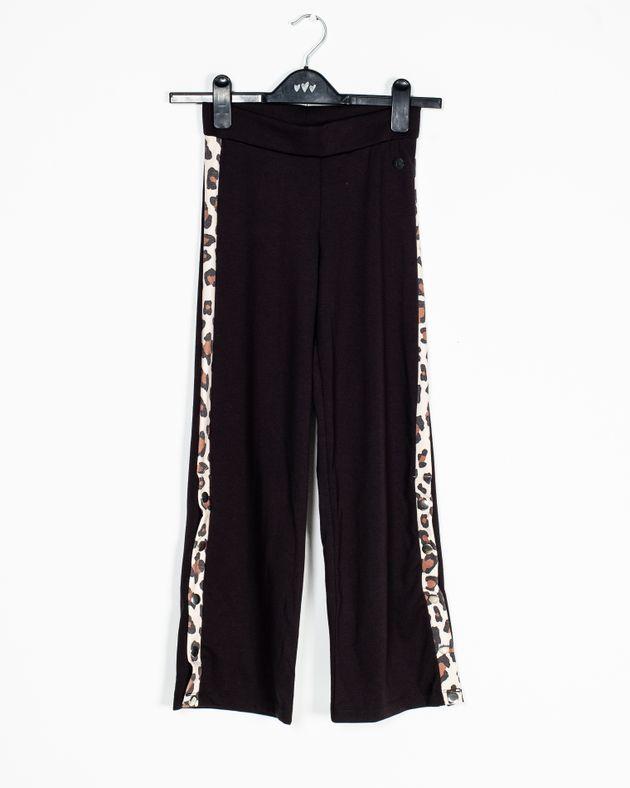 Pantaloni-casual-cu-imprimeu-si-capse-in-lateral-1934410005