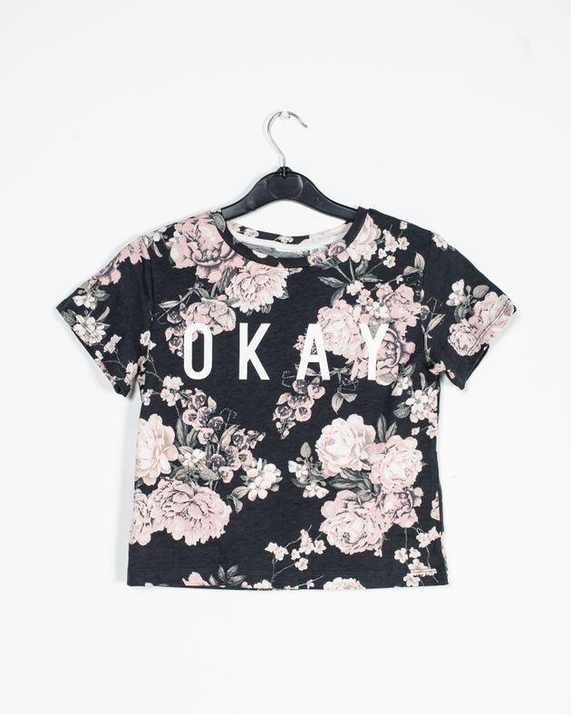 Tricou-pentru-fete-din-bumbac-cu-imprimeu-floral-1934421006