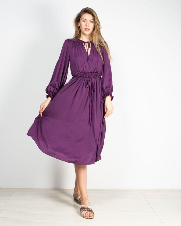 Rochie-cu-decolteu-V-si-talie-elastica-1935801017