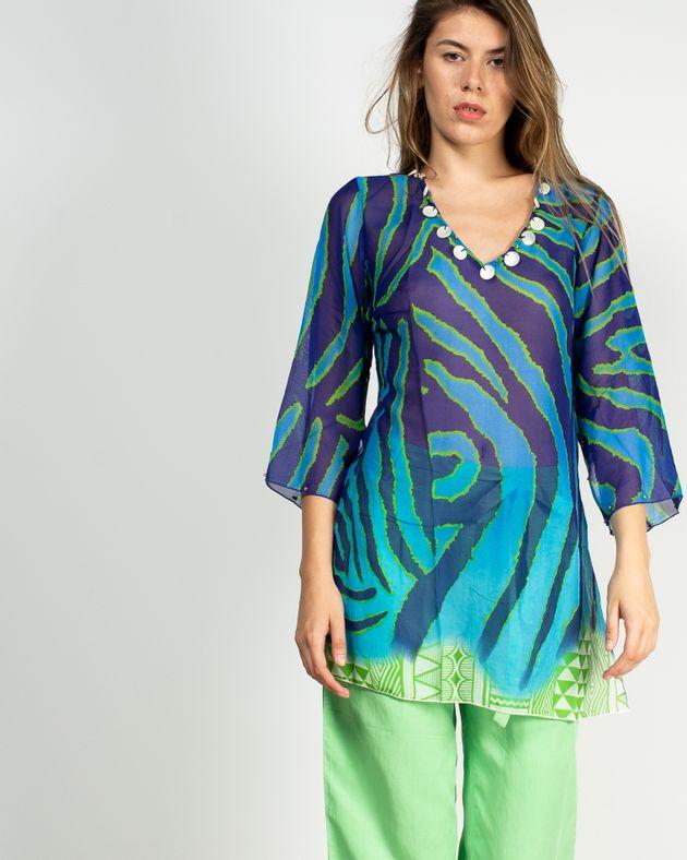 Bluza-de-plaja-cu-maneca-trei-sferturi-N906001041