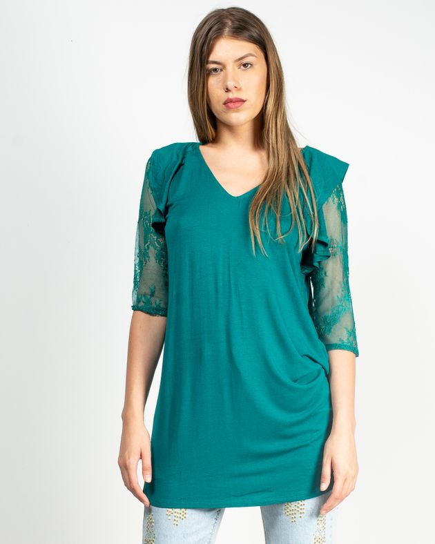 Bluza-casual-cu-maneci-din-dantela-1935801071