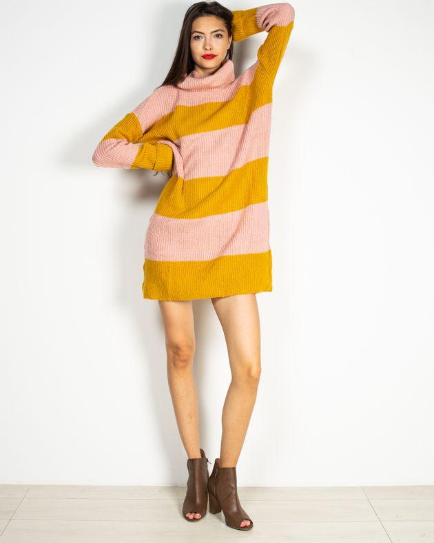 Rochie-tricotata-cu-guler-si-maneca-lunga-1935802022
