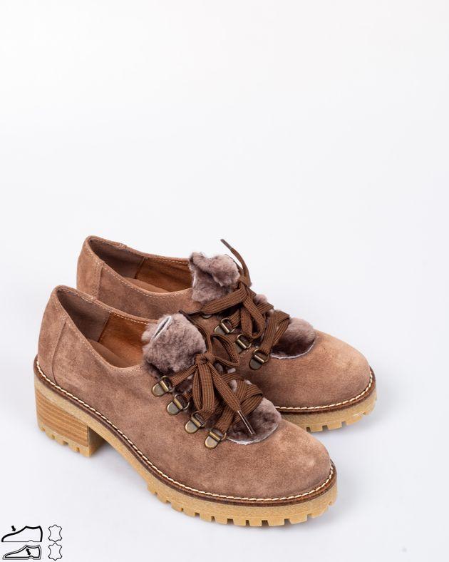 Pantofi-casual-din-piele-naturala-cu-sireturi-si-blana-aplicata-1938605081