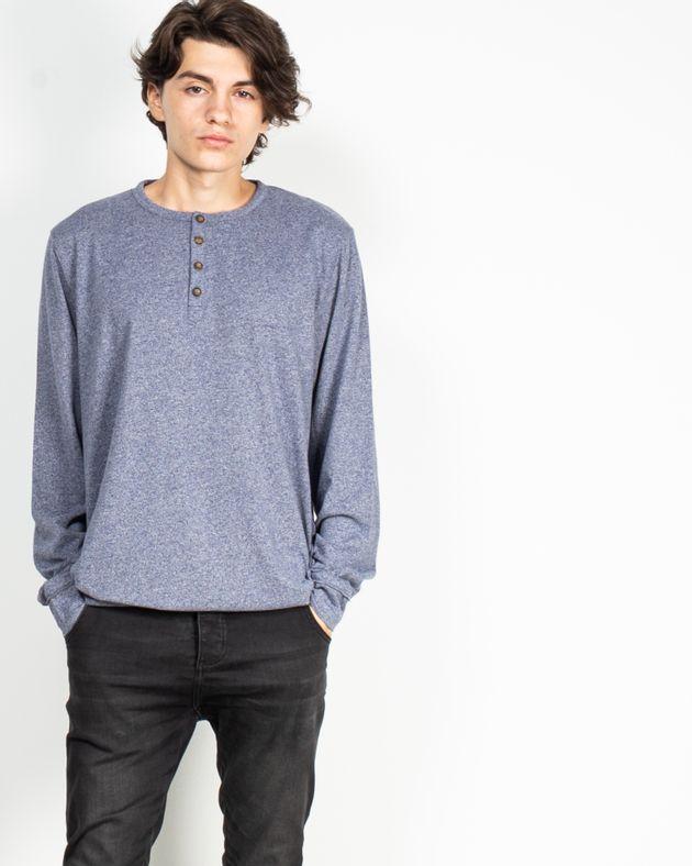 Bluza-casual-cu-maneca-lunga-si-nasturi-la-baza-gatului-1935401002