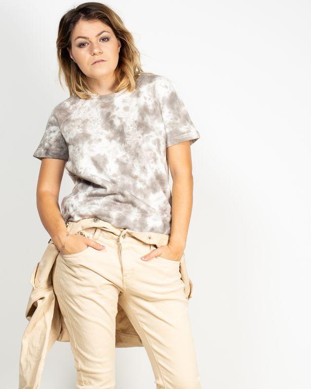 Bluza-cu-maneca-scurta-si-imprimeu-N907006005