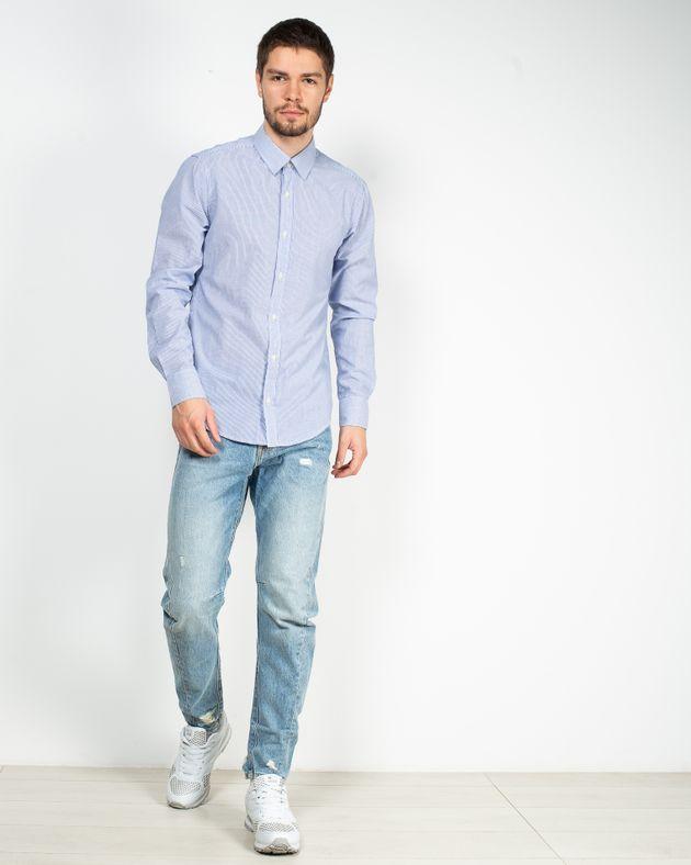 Jeans-din-bumbac-cu-talie-inalta-si-buzunare-1944281001