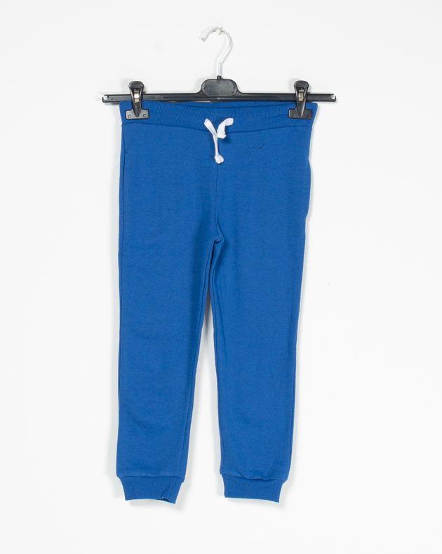 Pantaloni-de-trening-din-bumbac-cu-buzunare-si-talie-elastica-1940977001