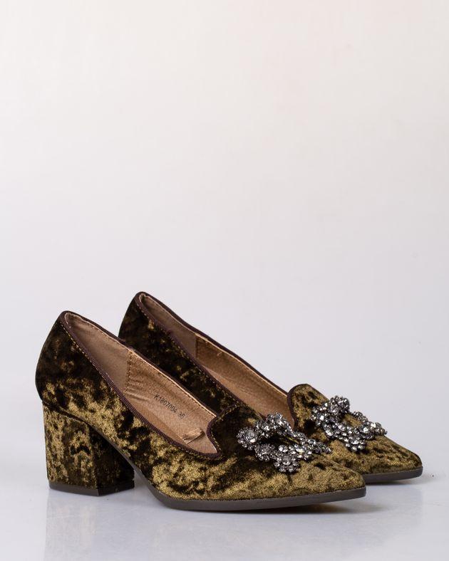 Pantofi-catifelati-cu-toc-bloc-si-varf-ascutit-cu-accesoriu-din-metal-1949507009