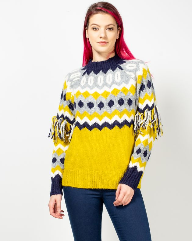 Pulover-tricotat-cu-maneca-lunga-si-franjuri-1935802166