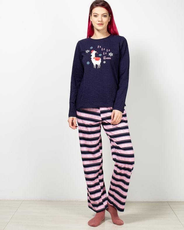 Pijamale-Avon-din-bumbac-cu-imprimeu-19442C4001