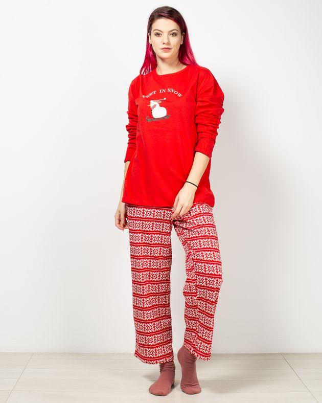 Pijamale-Avon-din-bumbac-cu-imprimeu-cu-buzunare-19442C3001
