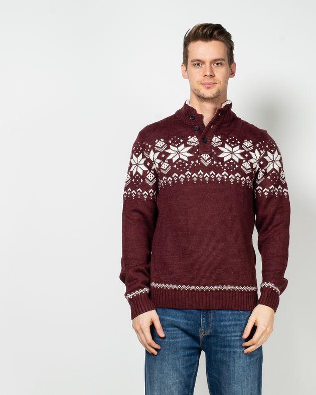Pulover-tricotat-cu-model-aztel-si-guler-imblanit-1952603001