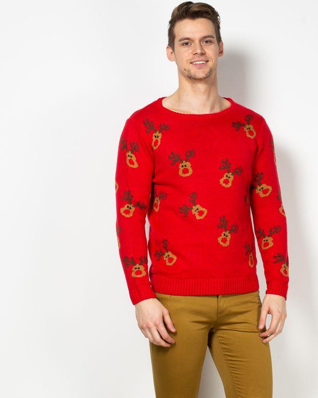 Pulover-tricotat-cu-imprimeu-de-Craciun-1952605005
