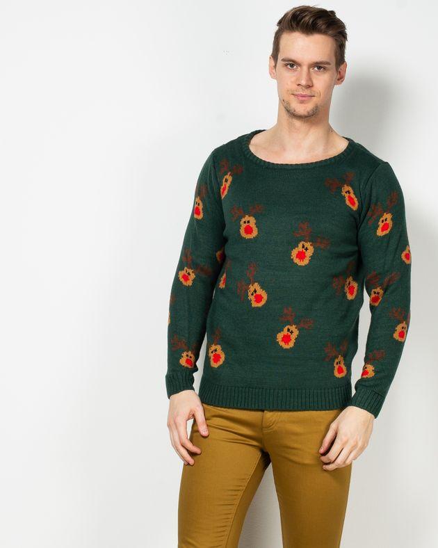 Pulover-tricotat-cu-guler-rotund-si-motive-de-Craciun-1952605006