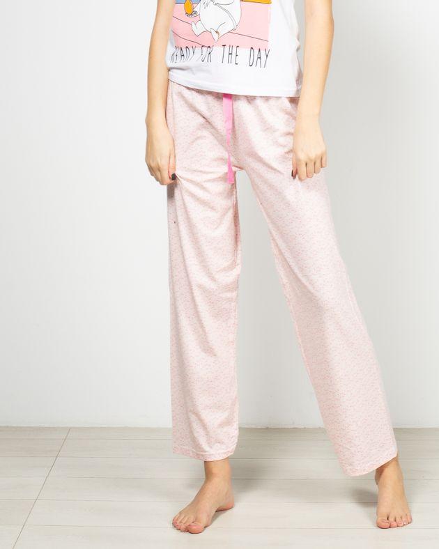 Pantaloni-de-pijama-din-bumbac-cu-imprimeu-1948669002
