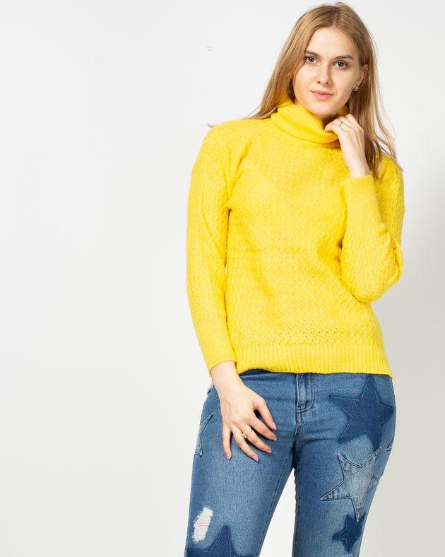 Pulover-tricotat-cu-maneca-lunga-si-guler-inalt-19503F3001