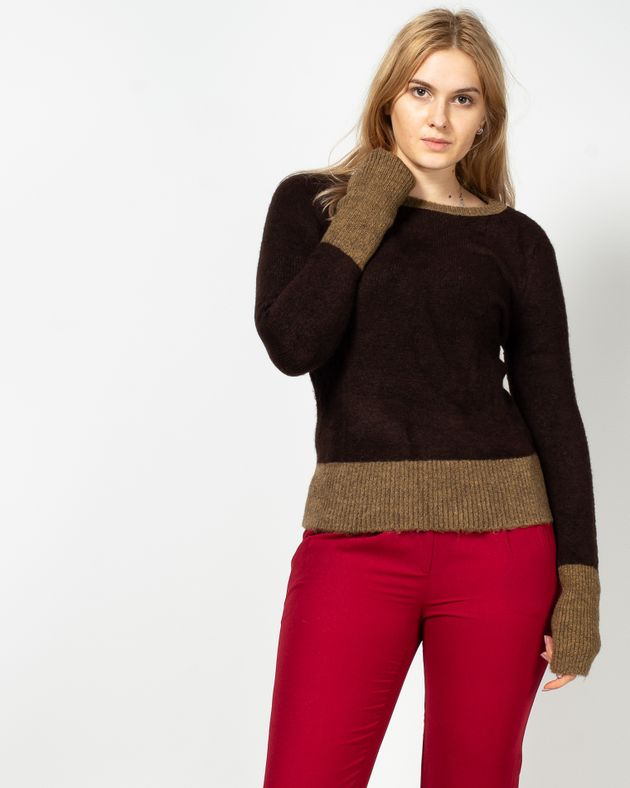Pulover-casual-tricotat-19503F5008