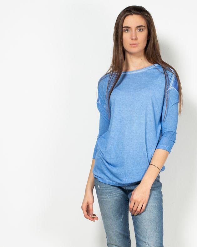 Bluza-cu-maneca-trei-sferturi-si-decolteu-rotund-1957001002