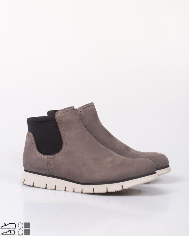 calitate pantofi cei mai buni dimensiunea 40 Ghete dama din piele naturala - Miniprix