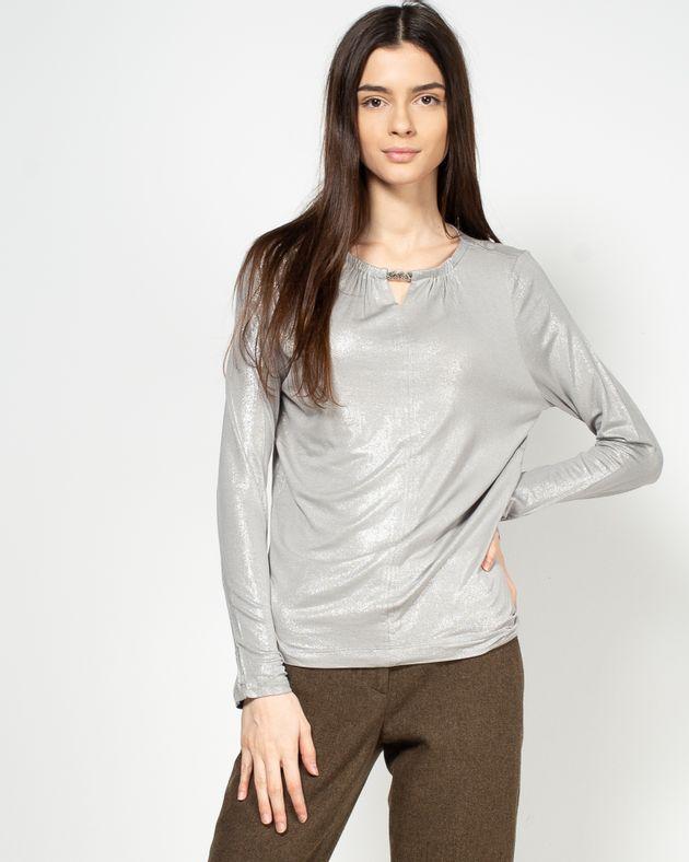 Bluza-casual-cu-aspect-metalizat-si-decolteu-rotund-1946701005