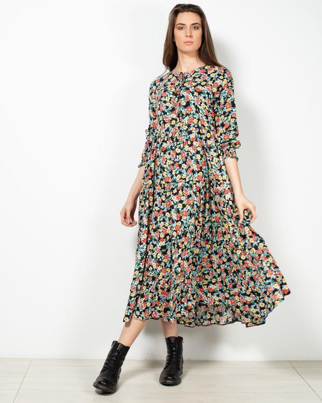 Rochie-casual-cu-imprimeu-floral-si-nasturi-ascunsi-1956603001